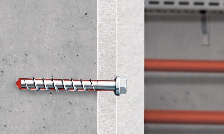 Verankerungssystem: Schwere Lasten sicher in Beton verankern.
