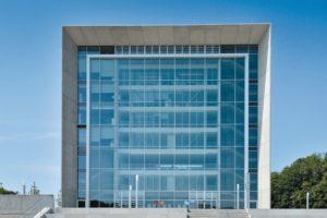 Sonnenschutzverglasung für Lehr- und Weiterbildungszentrums in Aachen