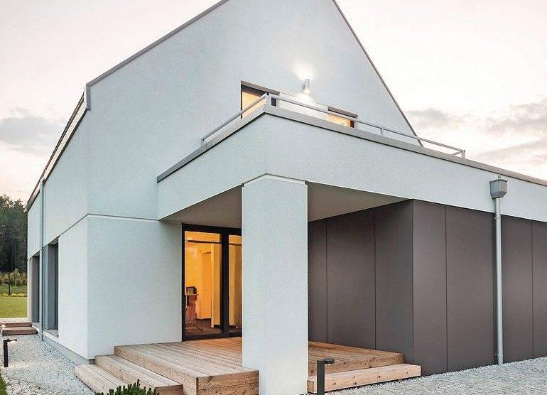 UV-Beständigkeit: Platte mit Lack erstmals auch für die Fassade. Bild: Pfleiderer