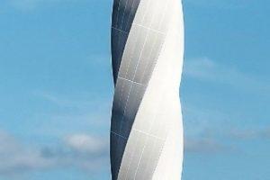 Rund 700m2 hoch strapazierfähige Teppichfliesen sorgen im Thyssenkrupp-Testturm in Rottweil für eine angenehme Raumatmosphäre sowie elegante Optik.