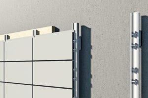 Fassadenbekleidungen: Individuelle Abmessungen und Grundformen. Bild: Zambelli