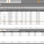 Übersicht Rechnungen. Bild: Kobold Management Systeme GmbH