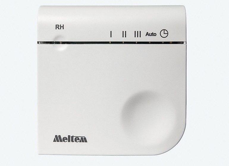Funksensor zur Feuchte-Erfassung. Bild: Meltem Wärmerückgewinnung