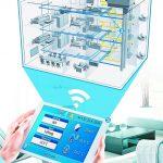 Lüftung mit Nutzerkomfort und Bestandsschutz: Bedarfsgerecht und transparent verbessert die Smart Box von Airflow das Raumklima. Bild: Airflow