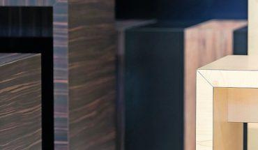 Die nicht brennbare Trägerplatte von Hoba Panel ist leicht und ästhetisch. Bild: Hoba Brandschutzelemente
