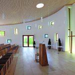 Brettsperrholz-Kastenelemente von Lignotrend. Bild: Konrad Richter Hohentengen