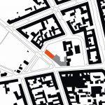 Lageplan. Zeichnung: TCHOBAN VOSS Architekten