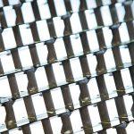 Sonnenschutz für Dachverglasungen. Bild: Okalux
