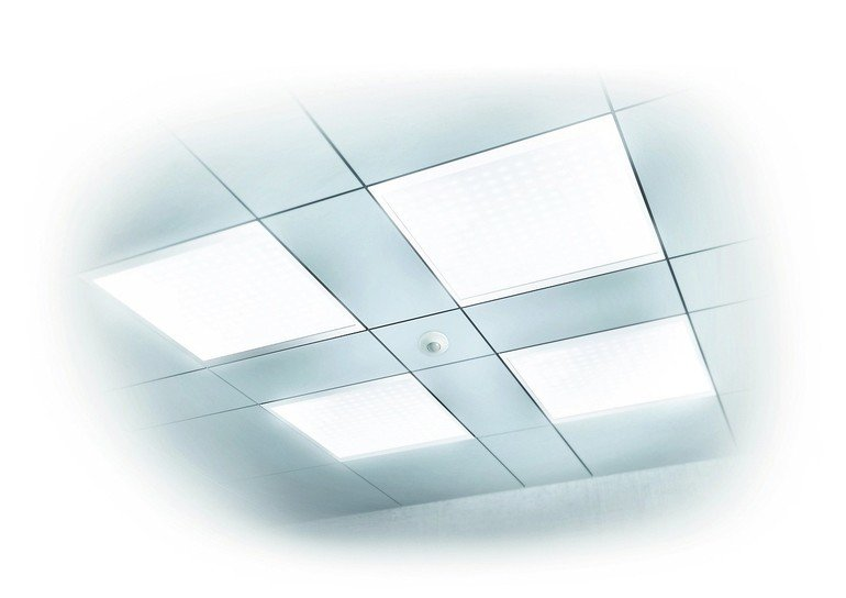 Human Centric Lighting: Beleuchtungssystem mit biologisch wirksamem Licht von Esylux.