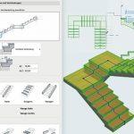 Neu entwickeltes Treppenwerkzeug vom BIM-Spezialisten