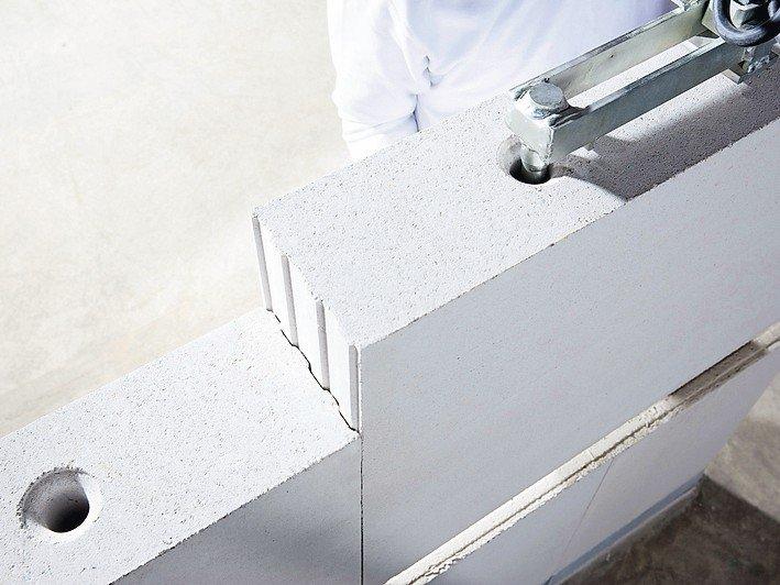 Wandbausätze - vorkonfektioniert und ohne Bindung an Rastermaße. Bild: Kai Nielsen / KS-Original
