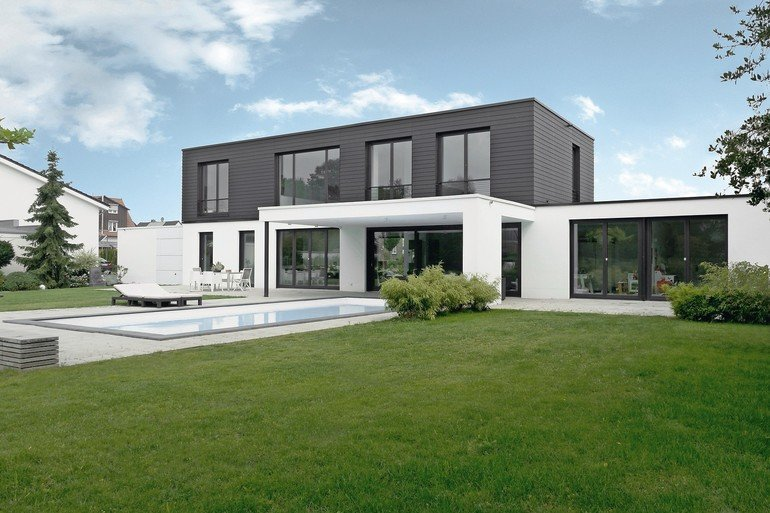 Neubau eines Wohnhauses in Lünen von Heiderich Architekten