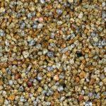 Nahaufnahme von kleinen Kieskörnern. Bild: Triflex