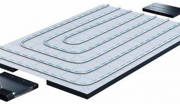 Fußbodenheizung und Lüftung miteinander kombiniert: zugfreies sowie geräuschloses Heizen, Kühlen und Lüften mit hoher Behaglichkeit. Bild: Uponor