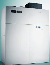 Monoblock-Wärmepumpe: Wärme, Warmwasser und Frischluft aus einem Gerät