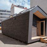 Das Cabin One ist modular aufgebaut. Jeder Käufer kann das Haus nach seinen Vorstellungen anpassen. Bild: cabinspacey.com