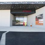 """Spinnerei Traun: Domico nahm die Herausforderung an und entwickelte gemeinsam mit Team M Architekten ein neues Fassadenpaneel: """"Design-Planum"""". Bild: Team M Architekten"""