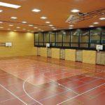 Sporthalle. Bild: Fürstenhöfer