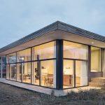 In der Planung ging es nicht nur um effiziente Raumausnutzung, sondern auch um die Wohnqualität – durch geöffnete Räume... Bilder: Werner Huthmacher