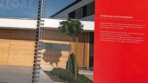 Workbook: Tore, Trennsysteme, Fenster und Türen