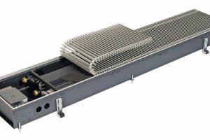 Unterflurkonvektoren: Heiz- und Kühlleistung nach DIN EN 16430