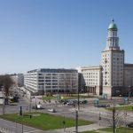 Umbau des alten DDR-Bürobaus zu 485 Studentenwohnungen und 82 Mikroapartments