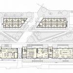 Grundriss EG der Mikrowohnungen in Berlin