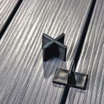 Rutschhemmung (R12 nach DIN 51130 / ASR-A1.5) für Terrassendiele. Bild: NaturinForm, Jessy Pfleiderer