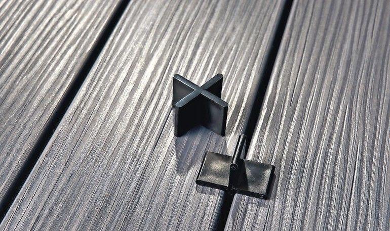 Rutschhemmung (R12 nach DIN 51130 / ASR-A1.5) für Terrassendiele