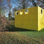 Fallschutz aus Kunstrasen für Spielplatz - haptisch angenehm. Bilder: Polytan