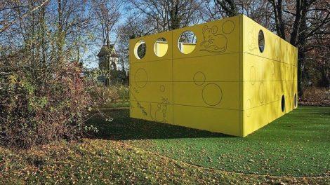 Fallschutz aus Kunstrasen für Spielplatz - haptisch angenehm
