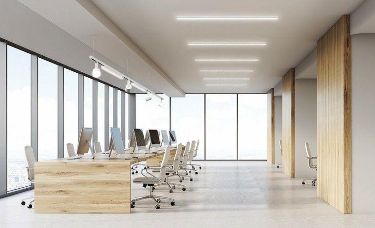 Dimmbar und ein Multitalent ist clip, die minimalistische Leuchtenserie für Anbau-, Pendel- und Stromschienenmontage von lichtwerk. Bild: Regiolux