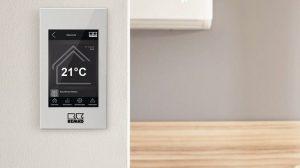 Klimageräte komfortabel regeln