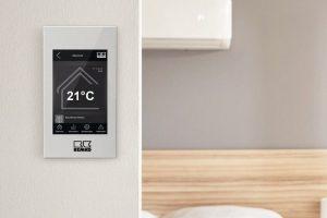 Klimageräte komfortabel regeln. Bild: Remko