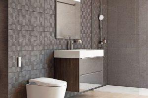 """Nutzerfreundlich und hygienisch: Das Dusch-WC """"Inspira In-Wash"""" von Roca verbindet intelligente und moderne Technologie mit Ästhetik und Komfort. Bild: Roca"""