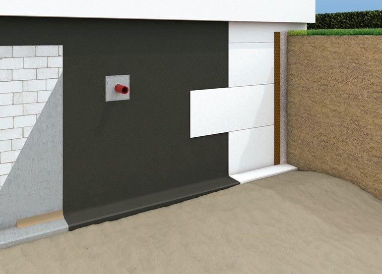 Dickbeschichtung: Vielseitig einsetzbare, mineralische Bauwerksabdichtung