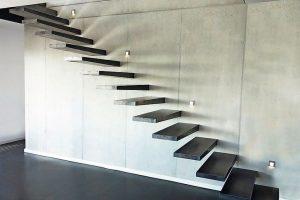 Stahltreppen mit filigranem oder opulentem Design von Spitzbart - dank innovativer Bearbeitungsverfahren mit Lasertechnologie. Bild: spitzbart treppen
