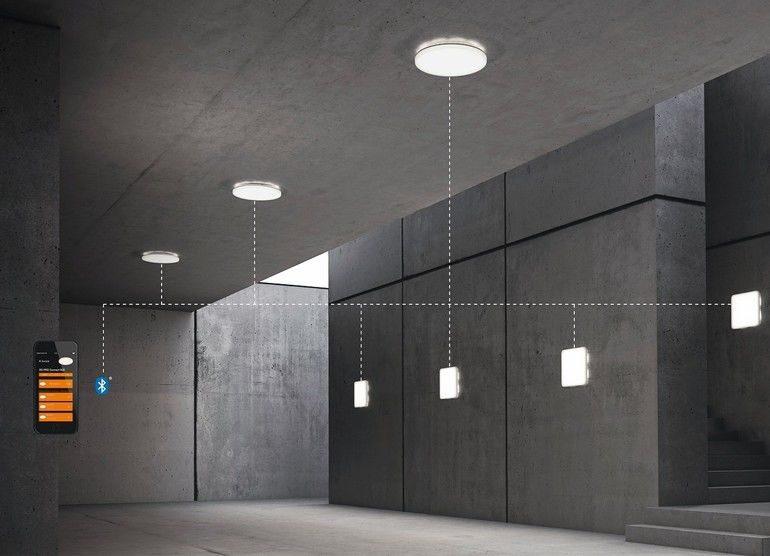 Innenleuchten: Digitales Sensor-Leuchtensystem in zwei Bauformen und fünf Größen
