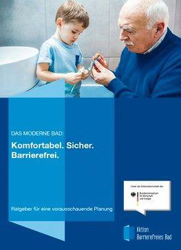 Broschüre. Bild: Vereinigung Deutsche Sanitärwirtschaft (VDS)