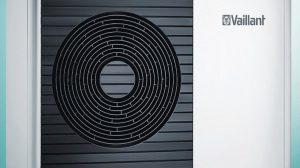 Monoblock-Luft/Wasser-Wärmepumpe - auch für die Modernisierung