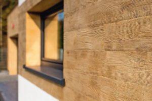 Fassadengestaltung mit Baumit CreativTop