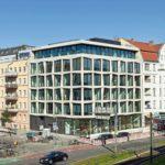 Außenansicht Bürogebäude in Berlin