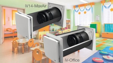Leistungsplusgeräte iV-Office und iV14-MaxAir
