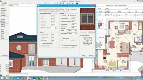 """Gebäudeplanungsprogramm """"CADDER V35"""" von Reico"""