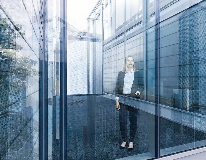 """Transparenz,_Bauphysik,_Sicherheit:_Das_neu_entwickelte_Fassadenglas_""""sedak_isosecure""""_optimiert_Glas_auf_drei_Ebenen_und_erreicht_die_höchste_Beschussklasse_BR7_bei_optimalen_Dämmwerten_und_höchster_Durchsicht."""