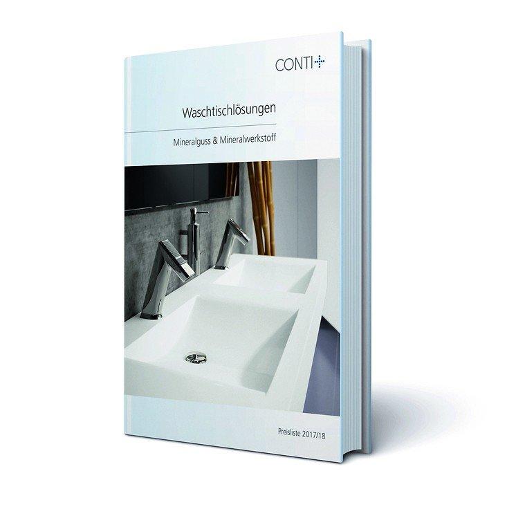 Broschüre Waschtischlösungen