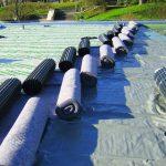 Unterbau einer Dachbegrünung. Bild: Dörken