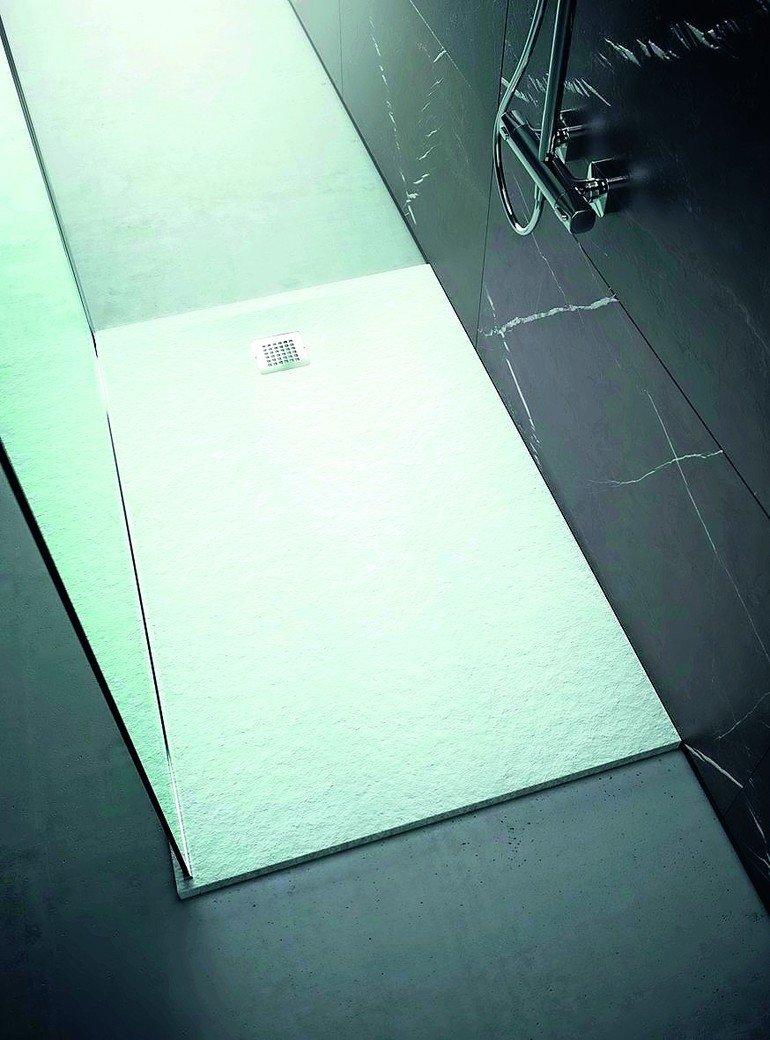 Extrem flache Duschwannen-Serie UltraFlat S von Ideal Standard. Bild: Ideal Standard