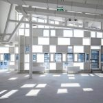 Tageslicht-Lenksystem von Okalux. Bild: Wolfgang Thaler / OKALUX GmbH