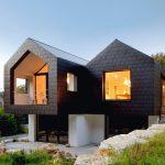 Energiekonzept inlusive Wärmerückgewinnung für Neubau eines Wohnhauses mit Ferienwohnungen und Büro in Betzenstein